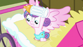 Flurry Heart looking under her bottle S7E3.png
