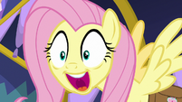 "Fluttershy ""they wouldn't get sick themselves!"" S7E20"