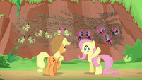 Fluttershy -destroyed their whole village- S8E23