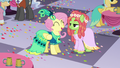 Fluttershy calling Tree Hugger funny S5E7.png