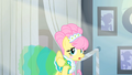 Fluttershy in a dress S1E20.png