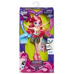 Friendship Games School Spirit Pinkie Pie doll packaging