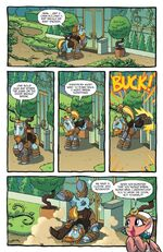 Legends of Magic issue 11 page 3