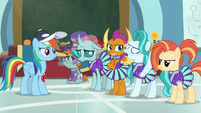 "Lighthoof ""lead dancers, out!"" S9E15"