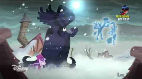 My Little Pony La Magia de la Amistad - Luna's Future (Español de España) -720p-