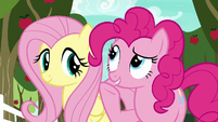 "Pinkie Pie ""left my unicorn costume at home"" S6E18"