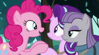 """Pinkie Pie """"you'll change your minds"""" S7E4"""