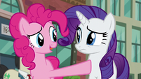 Pinkie Pie --No, silly!-- S6E3