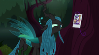 "Queen Chrysalis ""the most powerful weapon"" S8E13"