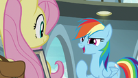 "Rainbow Dash ""Riddle of the Sphinx!"" S9E21"