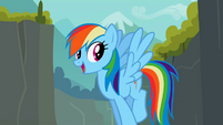 "Rainbow Dash ""Through Ghastly Gorge"" S2E07"