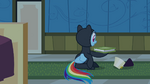 Rainbow Dash sneaking out 1 S2E16