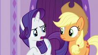 Rarity --the solution is obvious-- S6E10