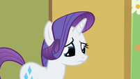 Rarity is ashamed S1E20