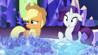 Rarity remembers something S5E16