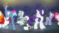 Rarity shocked to see a waiter raccoon S6E9.png