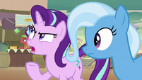 "Starlight ""just going to wait in line"" S8E19"