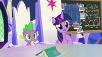 "Twilight ""why would she be giving"" S9E4"