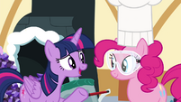 Twilight 'She's only staying for the week' S4E18