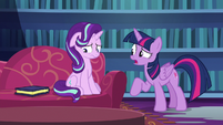 Twilight Sparkle --casting a spell on your friends-- S6E21