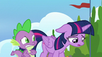 Twilight still depressed after talking to RD S9E26