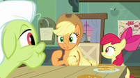 """Applejack """"use some more muscle"""" S9E10"""