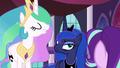 Celestia overconfident; Luna very annoyed S7E10.png
