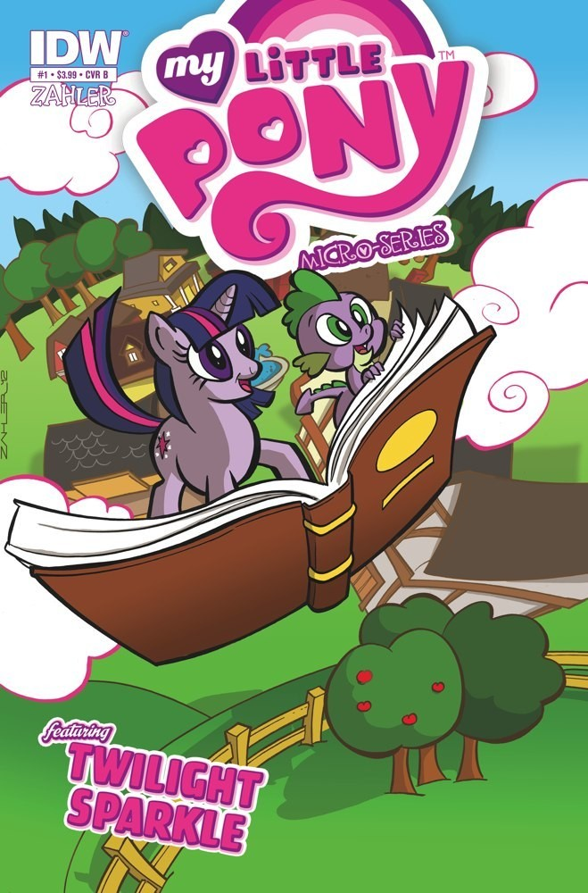 My Little Pony Friendship is Magic #17 1:10 Katie Cook Variant