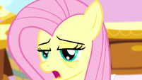 "Fluttershy ""even went to bed early"" S5E13"