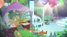 Maud Pie's new Ponyville home S7E4