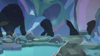 Other harmless shadows of rocks S8E22
