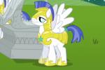 Pegasus royal guards table