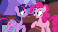 Pinkie -tell those butterflies- S5E11