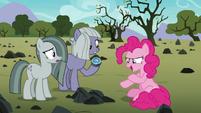 Pinkie Pie misinterprets Limestone's lesson S8E3