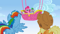 Pinkie Pie tells the result S1E13.png