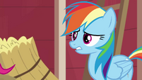 Rainbow Dash upset she didn't win BGES1