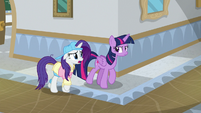"Rarity ""I should take over the investigation"" S8E16"