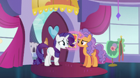 Rarity -the Princess Dress has been discontinued- S5E14