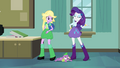 Rarity suggests a rabbit disguise EG.png