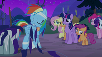 Scootaloo --why are you in such a good mood--- S6E7