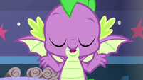 "Spike ""the team that finds the most"" S8E15"