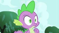 Spike concerned S4E23