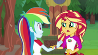 Sunset Shimmer --I know you're excited-- EG4