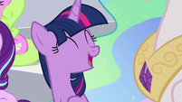 "Twilight Sparkle ""working really well"" S9E15"