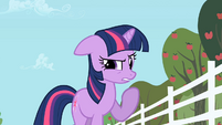 Twilight Sparkle -Must be angry- S2E03