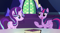 Twilight Sparkle -they'll benefit from them- S7E14