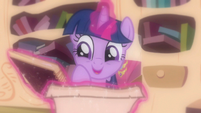 Twilight is loving this S3E13