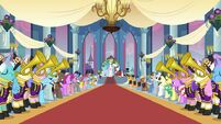Wedding trumpeters promotional image S2E26