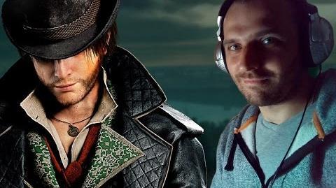 Голос Джейкоба Фрая - Антон Савенков (Assassin's Creed Syndicate)