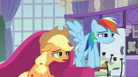AJ and Rainbow disappointed by announcement S8E9